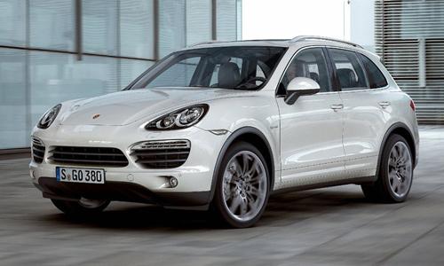 Количество заказов на новый Porsche Cayenne значительно превысило ожидания компании