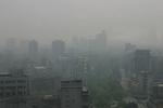 Москва в сизом дыму напоминает мир после атомного взрыва