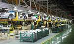 Сборочный конвейер Hyundai на ТагАЗе