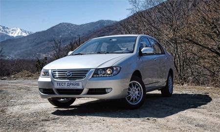 В 2010 году «Дервейс» реализовал в России всего 7700 автомобилей Lifan