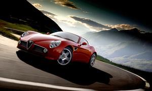 Alfa Romeo 8С Competizione