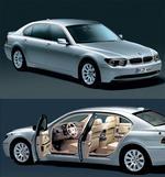 BMW 760 Li High Security Михаила Фридмана