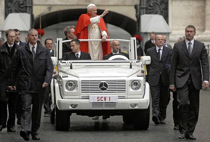 подготовке визита Бенедикта XVI в Великобританию