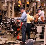 Завод Toyota в Алабаме
