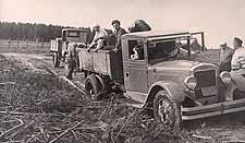 Autocar 5 на испытаниях в СССР