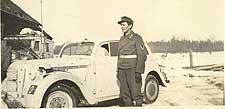 Opel Olimpia в немецкой армии...