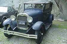 Так выглядел оригинальный Ford A