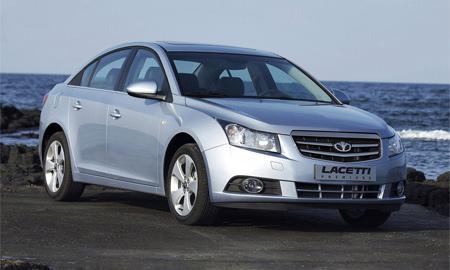 Отныне все производимые в Корее автомобили Daewoo будут носить шильдик Chevrolet