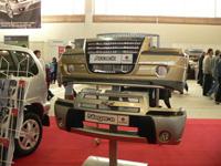 бамперы для NIVA Chevrolet