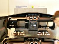 тюнинговый вариант панели приборов: комбинация приборов в середине