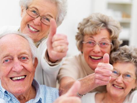 Старики, ведущие здоровый образ жизни, продлевают жизнь лет на шесть - МК